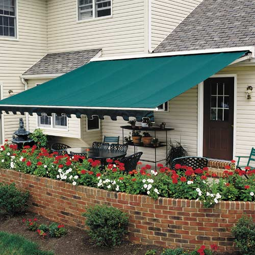 Choose Deck Awnings From Taylor Made Awnings