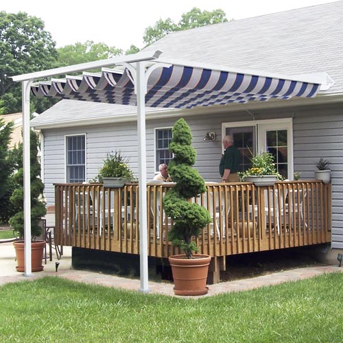 Awning Installation - Outdoor  Home Awnings - Mount Options